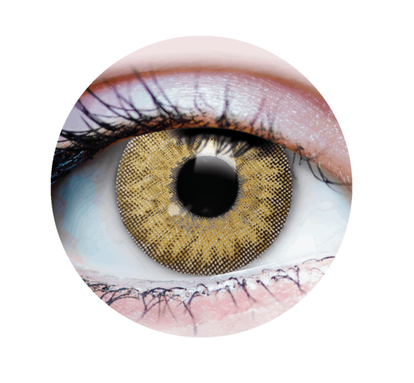 Colored Contacts - Desire Hazel