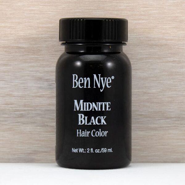 Ben Nye Hair Color Midnight Black