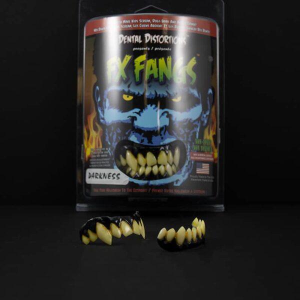 Dental Distortions Darkness FX Fangs 2.0