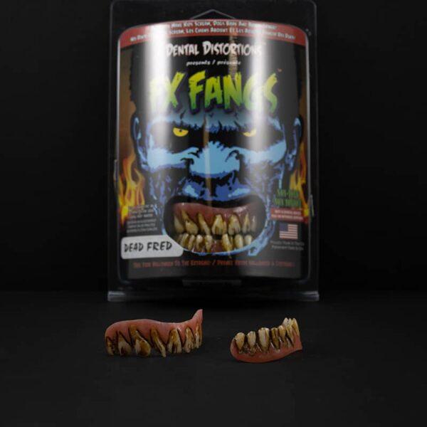 Dental Distortions Dead Fred FX Fangs 2.0