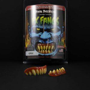 Dental Distortions Gaul FX Fangs 2.0