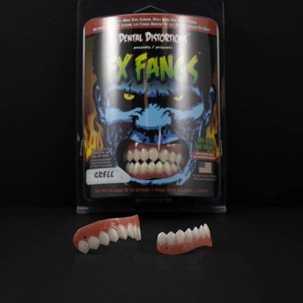 Dental Distortions Grell FX Fangs 2.0