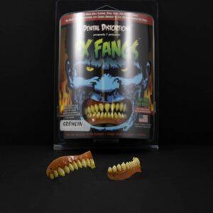 Dental Distortions Gremlin FX Fangs 2.0