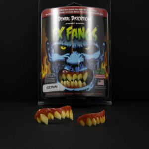 Dental Distortions Grimm FX Fangs 2.0