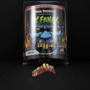 Dental Distortions Grovel FX Fangs 2.0