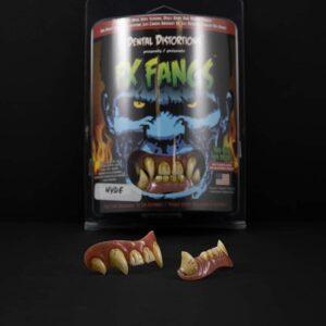 Dental Distortions Hyde FX Fangs 2.0