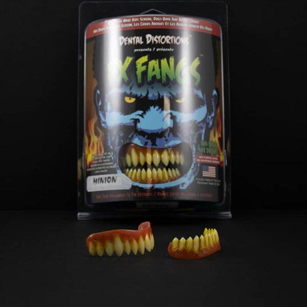Dental Distortions Minion FX Fangs 2.0