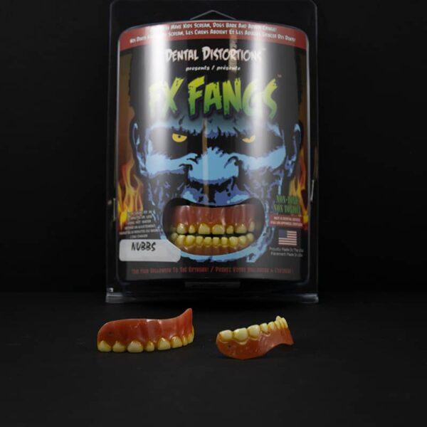 Dental Distortions Nubbs FX Fangs 2.0