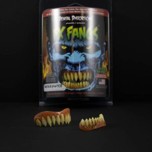 Dental Distortions Pennywise FX Fangs 2.0
