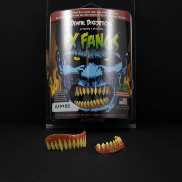 Dental Distortions Raptor FX Fangs 2.0
