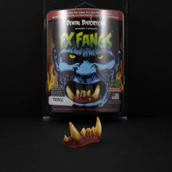 Dental Distortions Troll FX Fangs 2.0