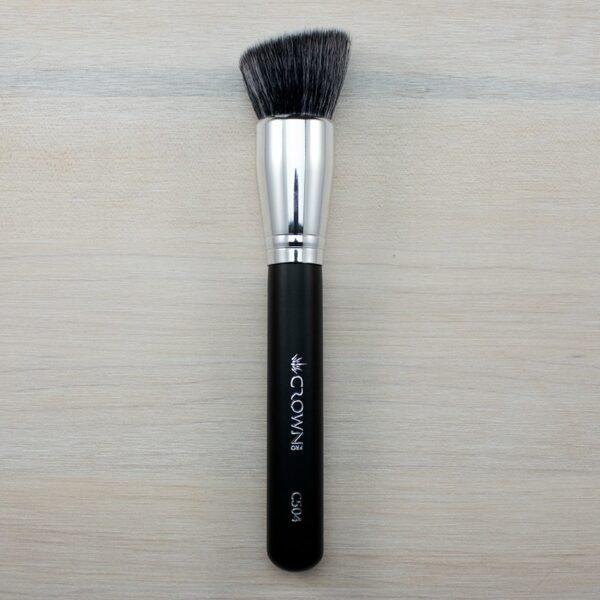 Crown Pro Angle Bronzer Brush C504
