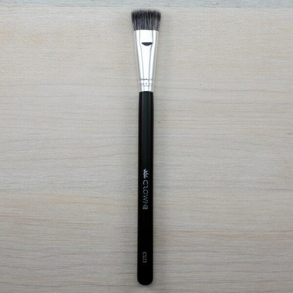 Crown Pro Mini Flat Contour Brush C523