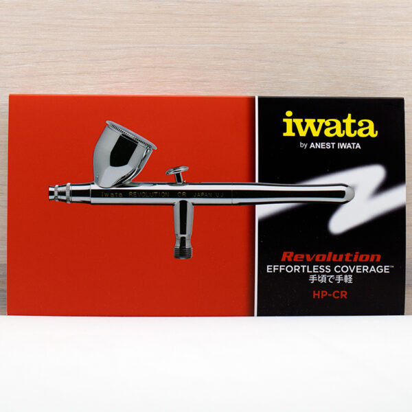 Iwata Revolution HP CR